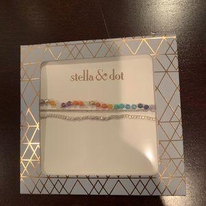 Stella & Dot Brilliance Wishing bracelet. BNWT.